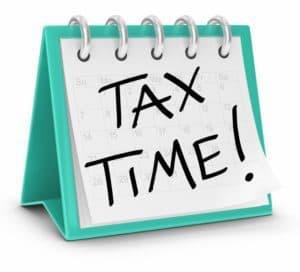 Tax season and identity theft
